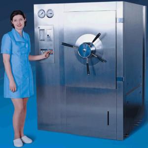 Стерилизатор настольный паровой гк-25-2 (25 л, автоматический)